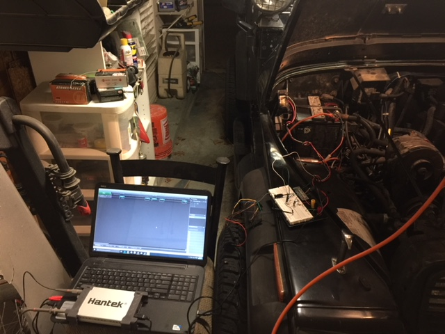 Tapping the Early Jeep ECU – TractorEnvy
